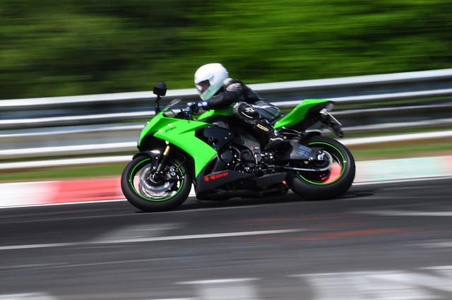 Nordschleife weekend – Motorbike pan