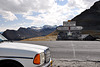 Holiday 2009 – My Mercedes at the highest pass road in Europe