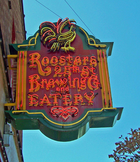 Rooster Brewering Co. & Eatery