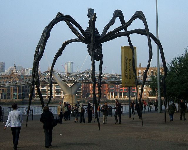 Tate Modern Spider