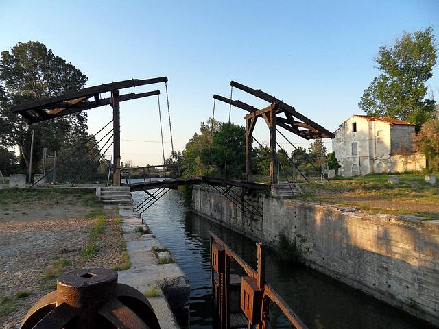 il ponte di Van Gogh - il ponte della Réginelle o di Langlois