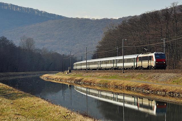Sybic multi dans la vallée du Doubs