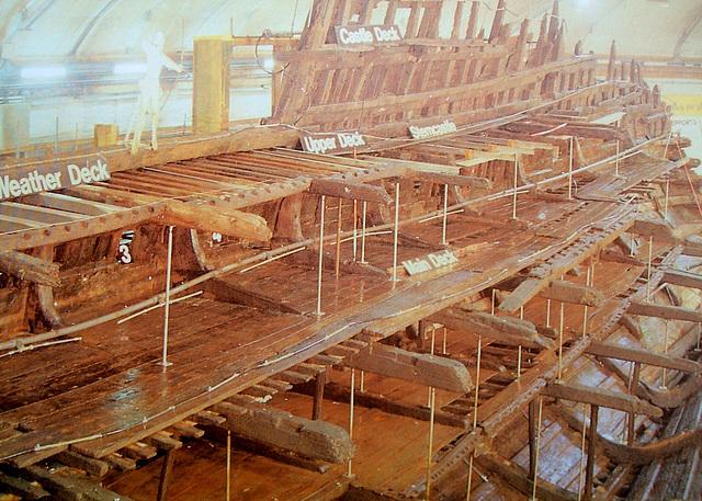 Mary Rose - Hull