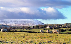 Pendle Hill, Winter.