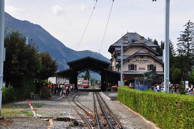 Holiday 2009 – Montenvers Railway at Chamonix