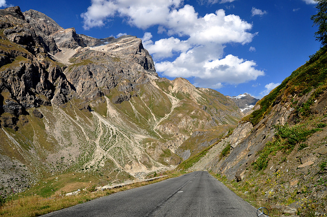 Holiday 2009 – Col de l'Iseran