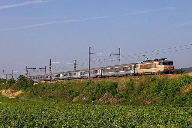 BB 22258 à Vosne-Romanée