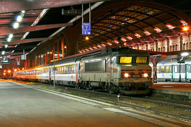 BB 15000 Arzens à Strasbourg