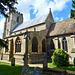 trumpington church, cambs.