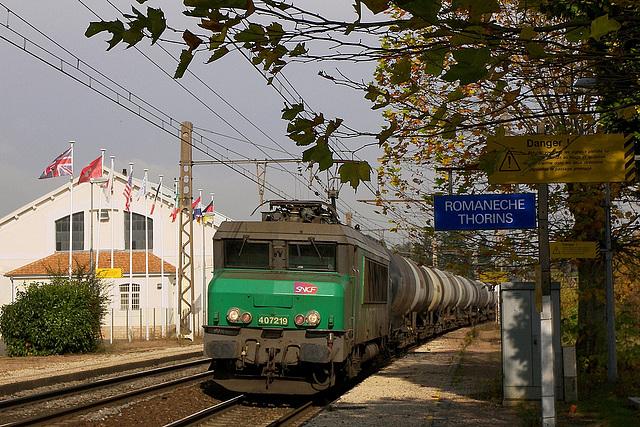 BB 7200 Fret à Romanèche-Thorins