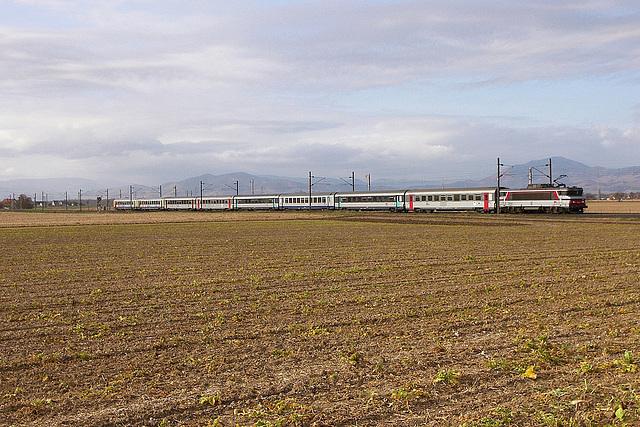 BB 15000 en Plaine d'Alsace