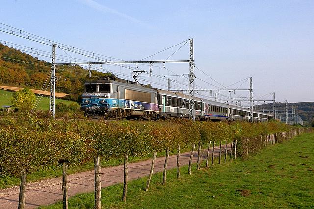 BB 7200 En Voyage aux Laumes