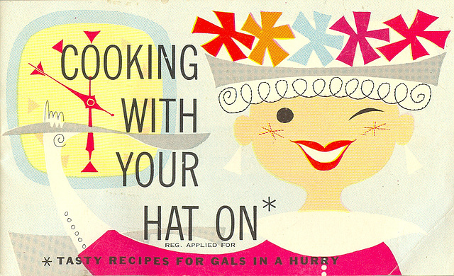cooking with your hat on