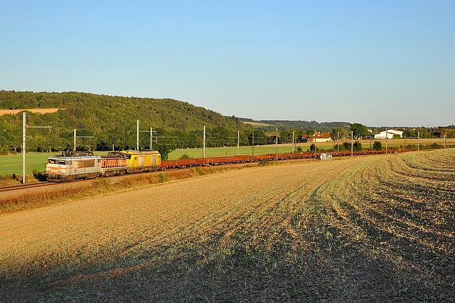 Infra en Bourgogne