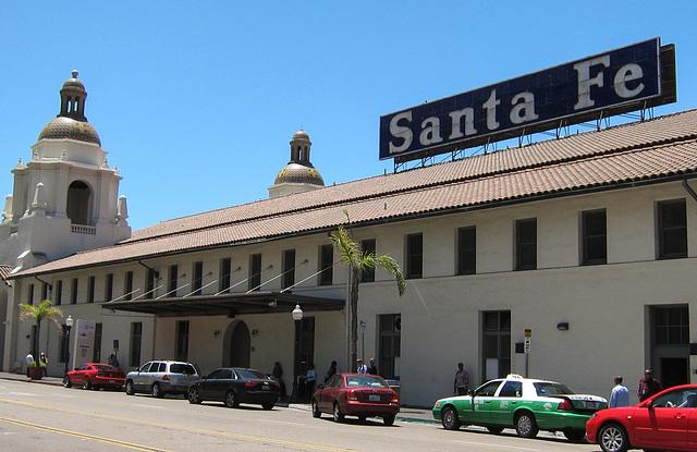 San Diego Santa Fe Depot (3449)