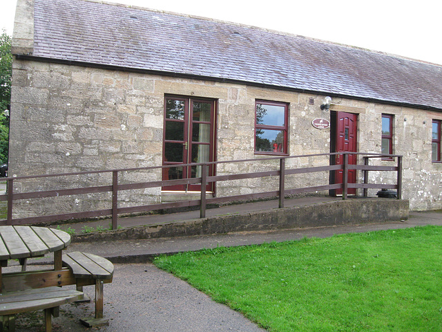 Crawickfoot Lodge