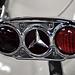 Holiday 2009 – Mercedes-Benz rear light