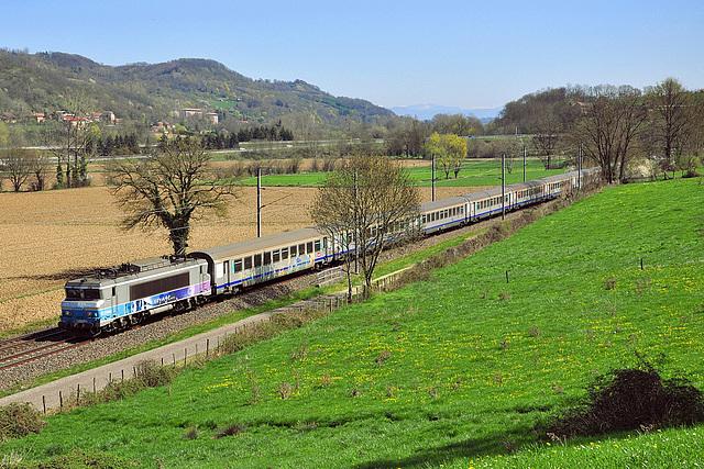 En voyage sur Lyon-Grenoble