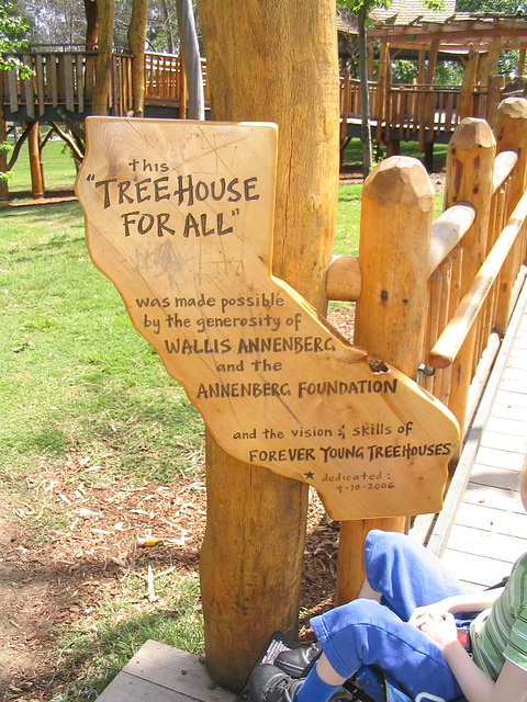 Accessible Treehouse, Torrance CA