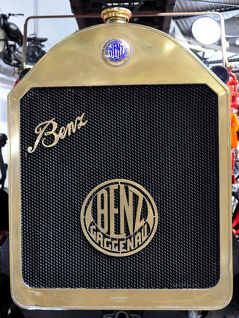 Holiday 2009 – Benz radiator