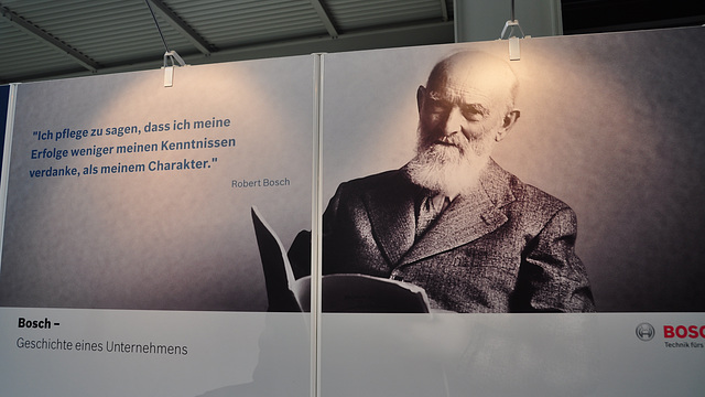 Holiday 2009 – Picture of Robert Bosch
