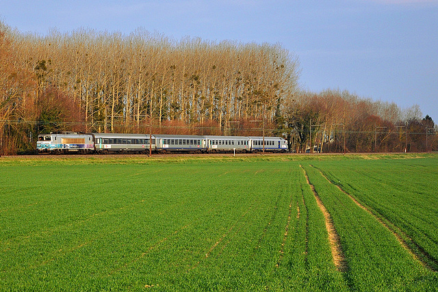 En Voyage pour Dijon