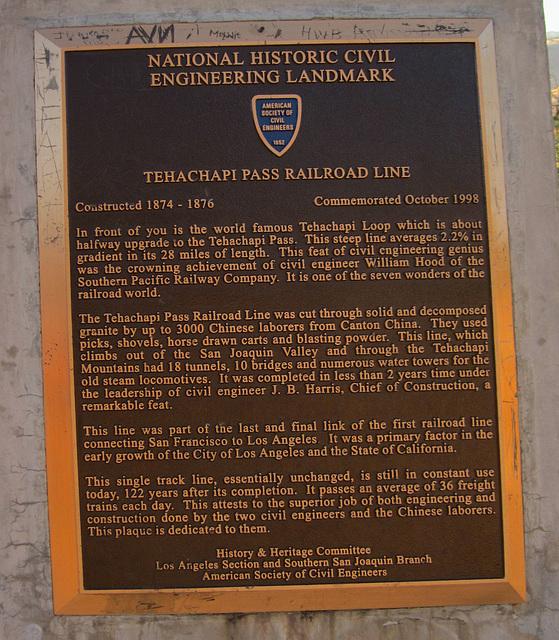 Tehachapi loop (3245)