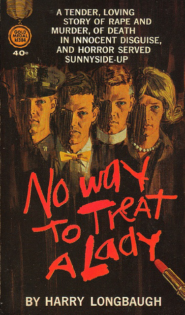 Harry Longbaugh - No Way to Treat a Lady