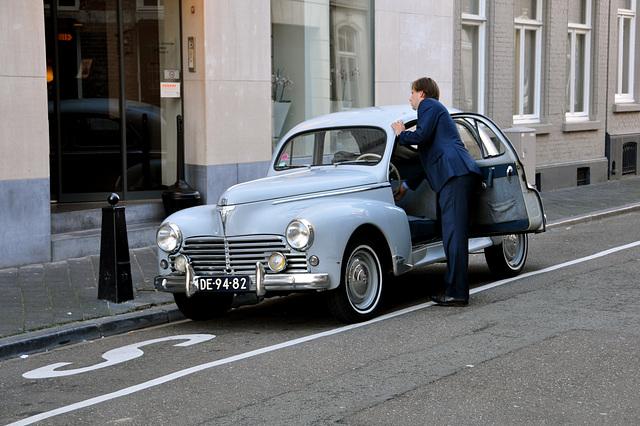 1959 Peugeot 203 C