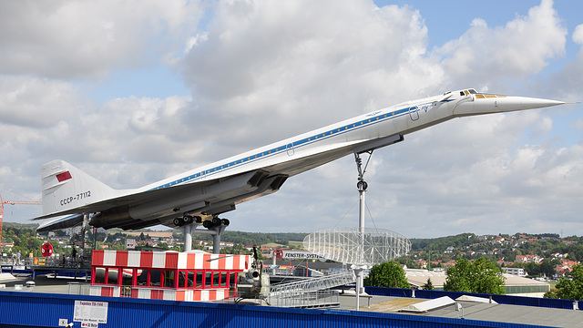 Holiday 2009 – 1979 Tupolev Tu 144