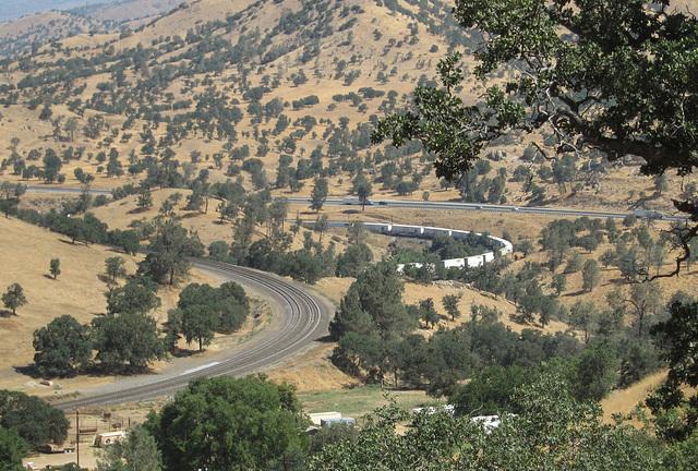 Tehachapi loop (3287)