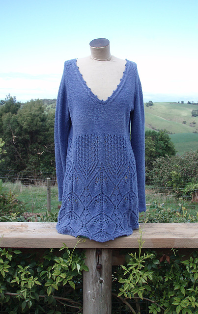 lilac long sleeve lace top