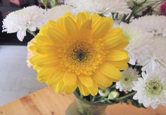 Mon bouquet de fête