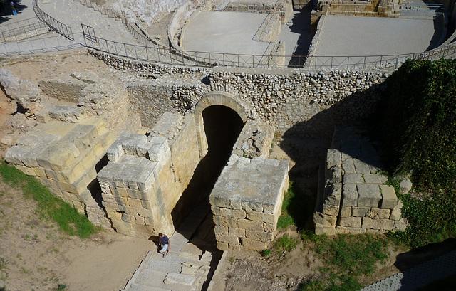 Roman Amphitheatre Entrance