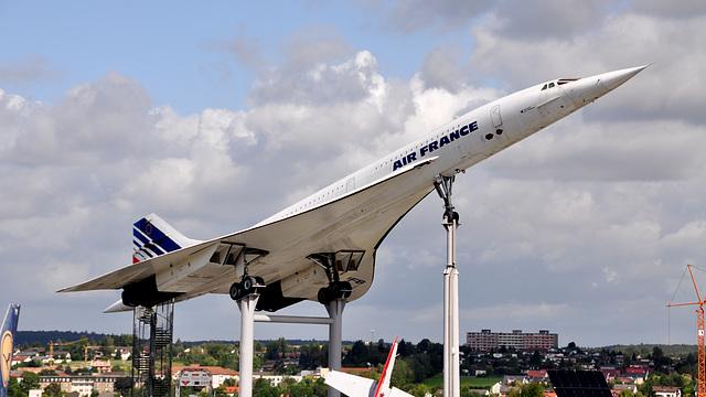 Holiday 2009 – Concorde