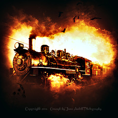 The ghost train from hell
