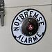 Holiday 2009 – Mercedes-Benz emergency brake and alarm