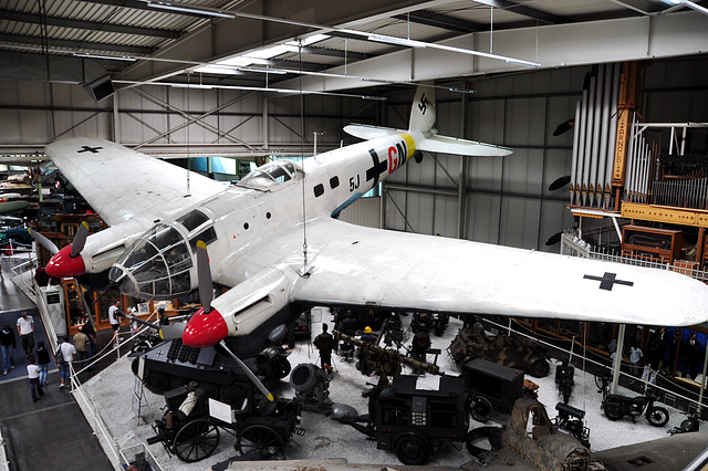 Holiday 2009 – 1942 Heinkel He 111 H-16