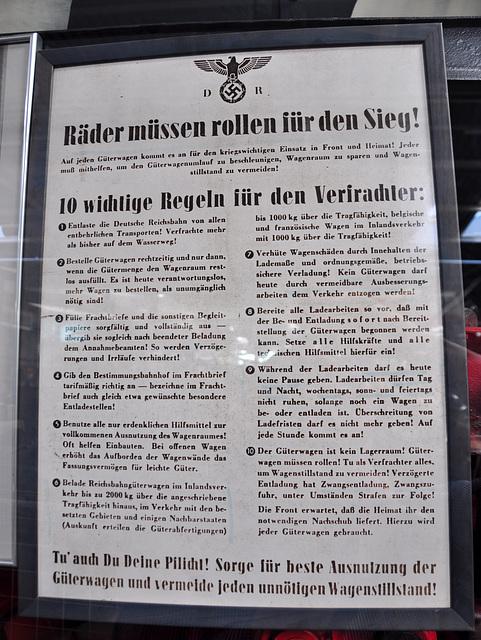 Holiday 2009 – Räder müssen rollen für den Sieg!