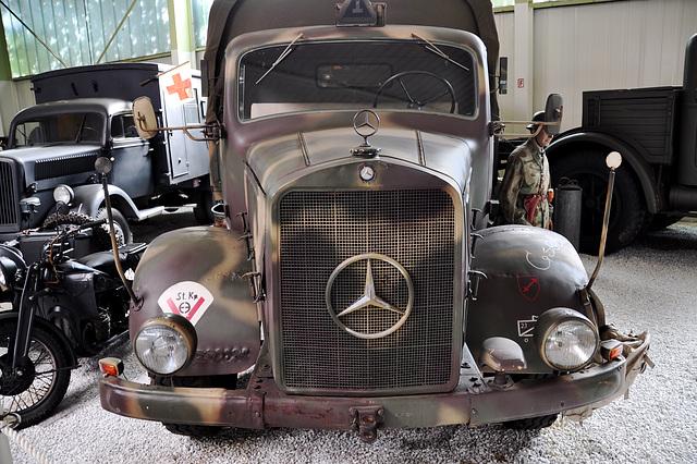 Holiday 2009 – 1943 Mercedes-Benz L 4500 S