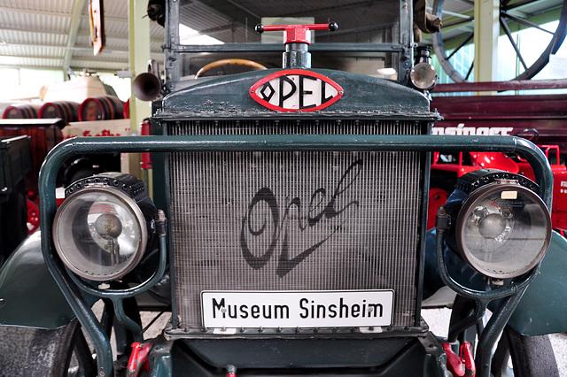 Holiday 2009 – 1915 Opel 4to Regellastwagen