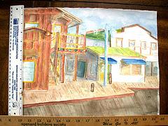 pier at Santa B