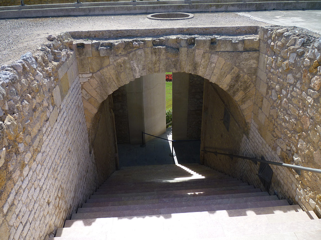 Stairwell in Roman Circus