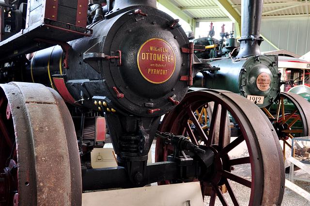 Holiday 2009 – Steam engines