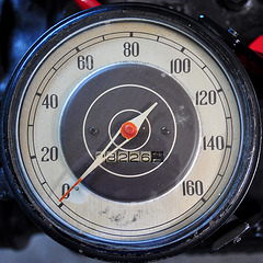 Holiday 2009 – Speedometer