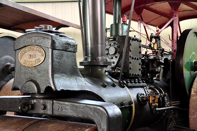Holiday 2009 – Steam engine