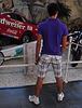 Holiday 2009 – Checkered shorts