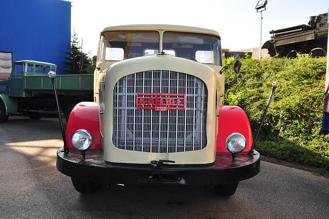 Holiday 2009 – Kaelble diesel truck