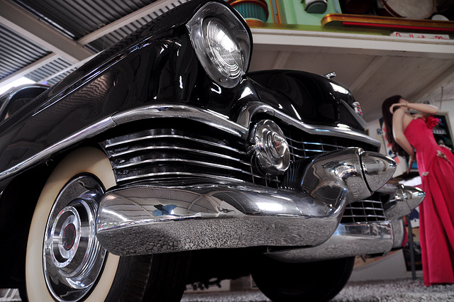 Holiday 2009 – 1954 Cadillac Fleetwood