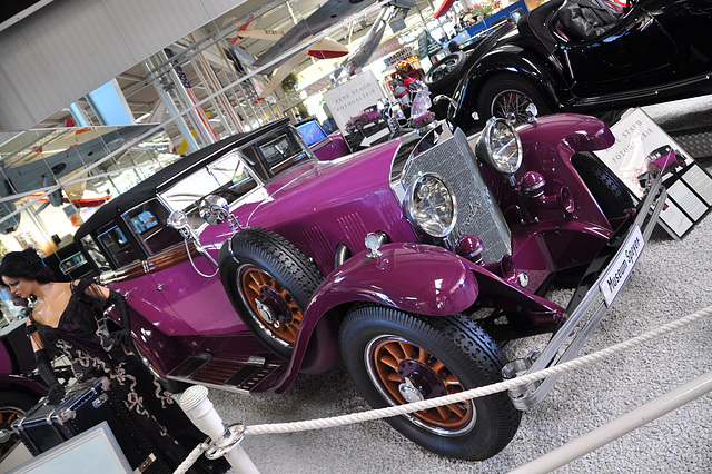 Holiday 2009 – 1928 Mercedes-Benz 630 K